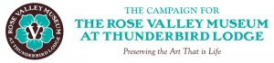 Capital Campaign for The Rose Valley Museum at Thunderbird Lodge Preserving the Art that is Life