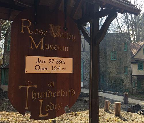 Events at Thunderbird Lodge