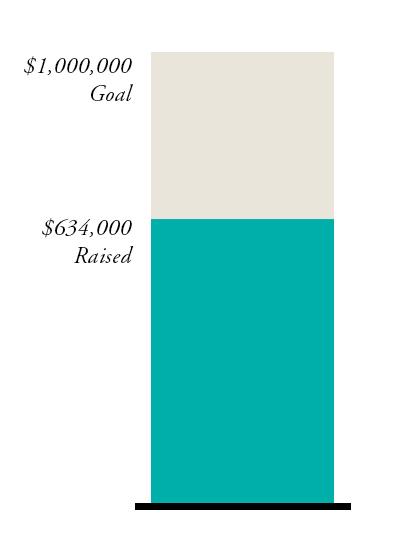 Fundraising Goal